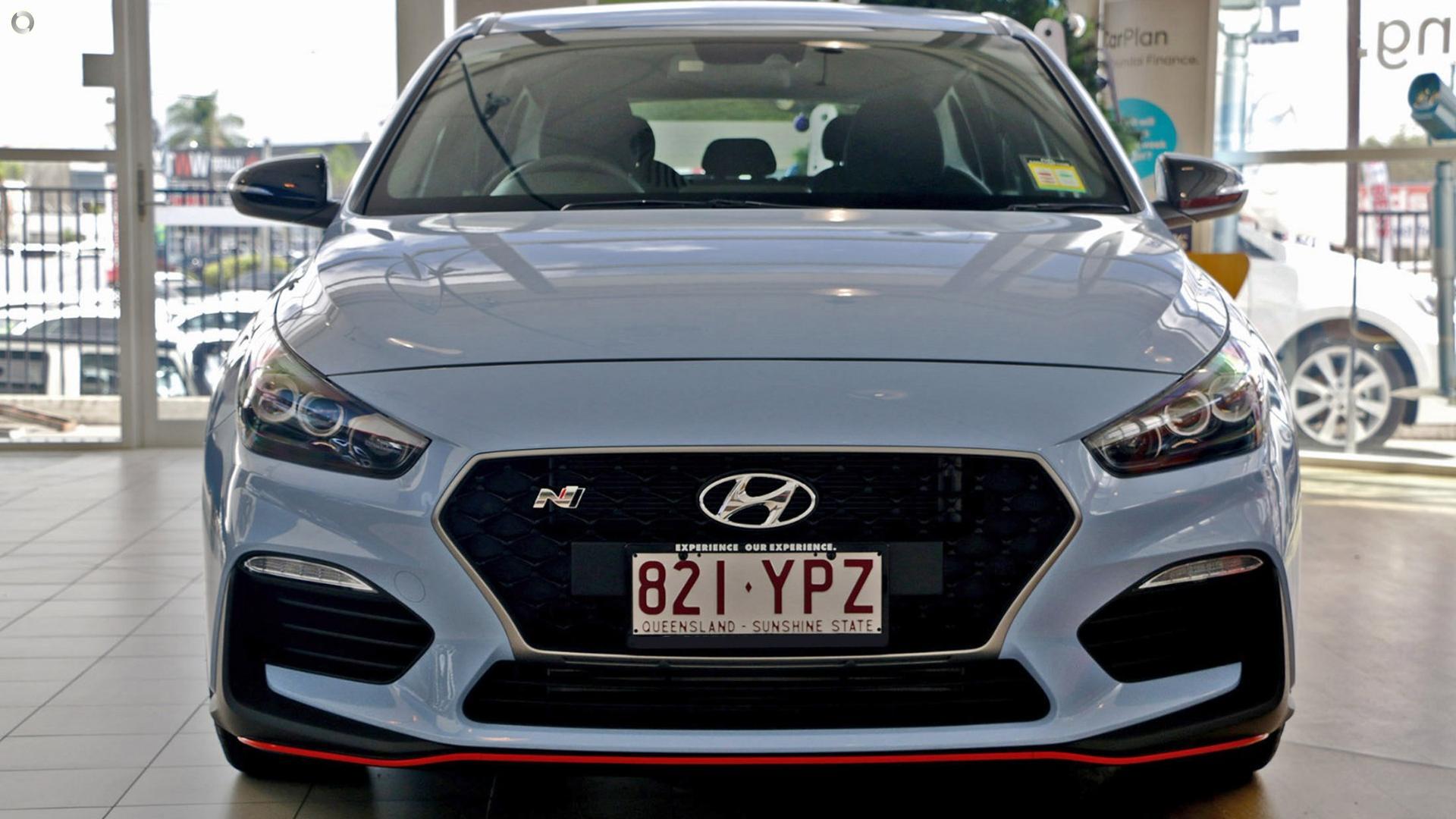 2018 Hyundai i30 N Performance PDe
