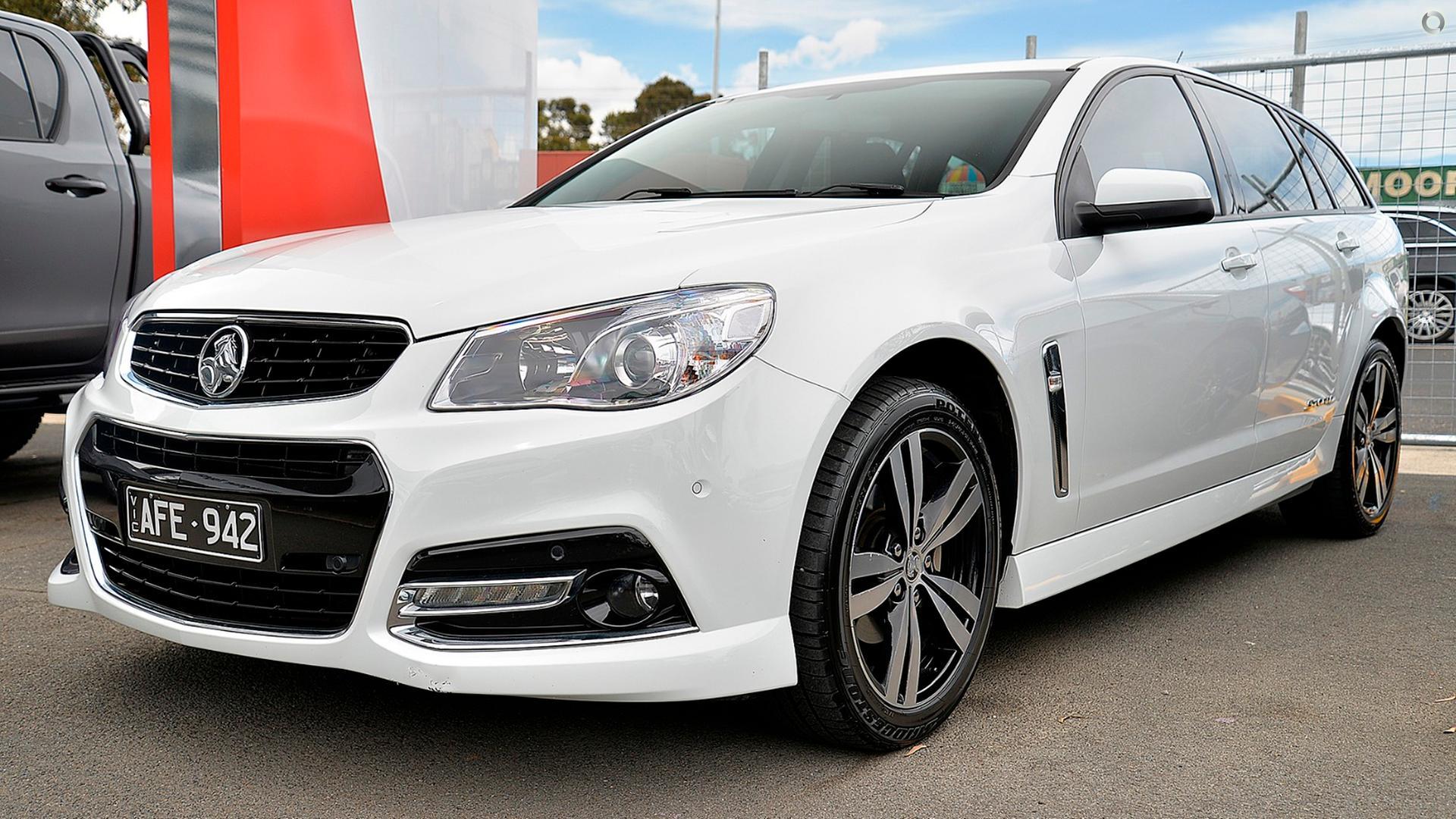 2015 Holden Commodore SV6 Storm VF