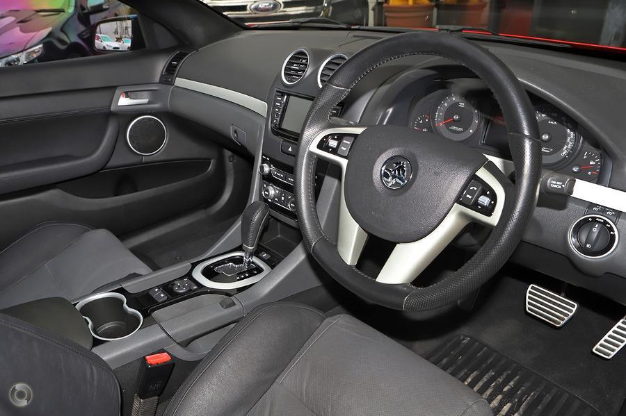 2010 Holden Ute SS V Redline VE Series II