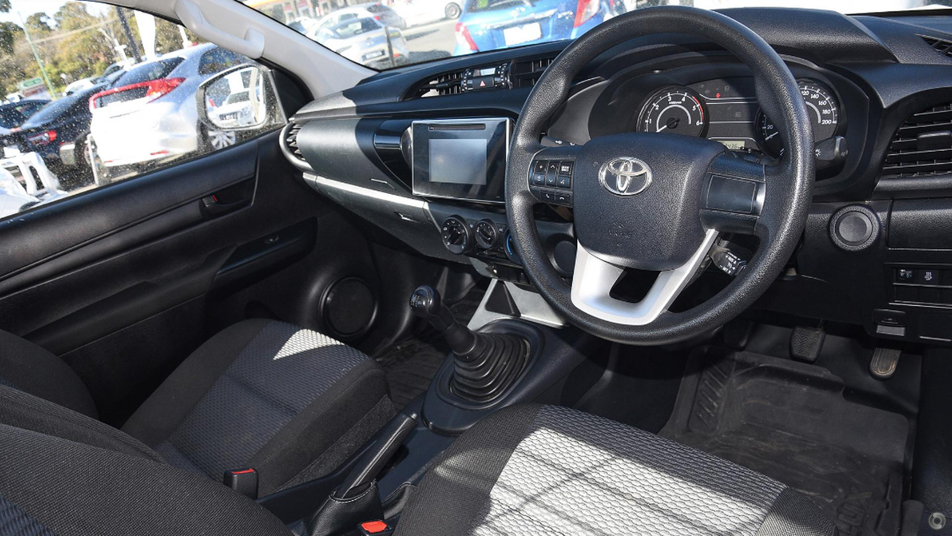 2016 Toyota Hilux Workmate GUN122R