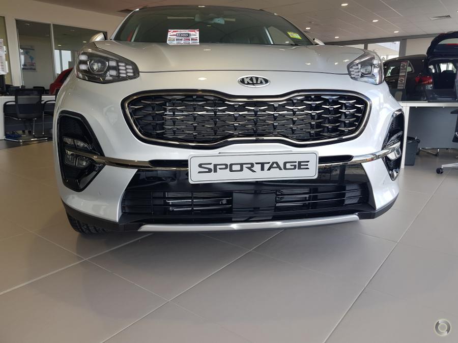 2018 Kia Sportage GT-Line QL