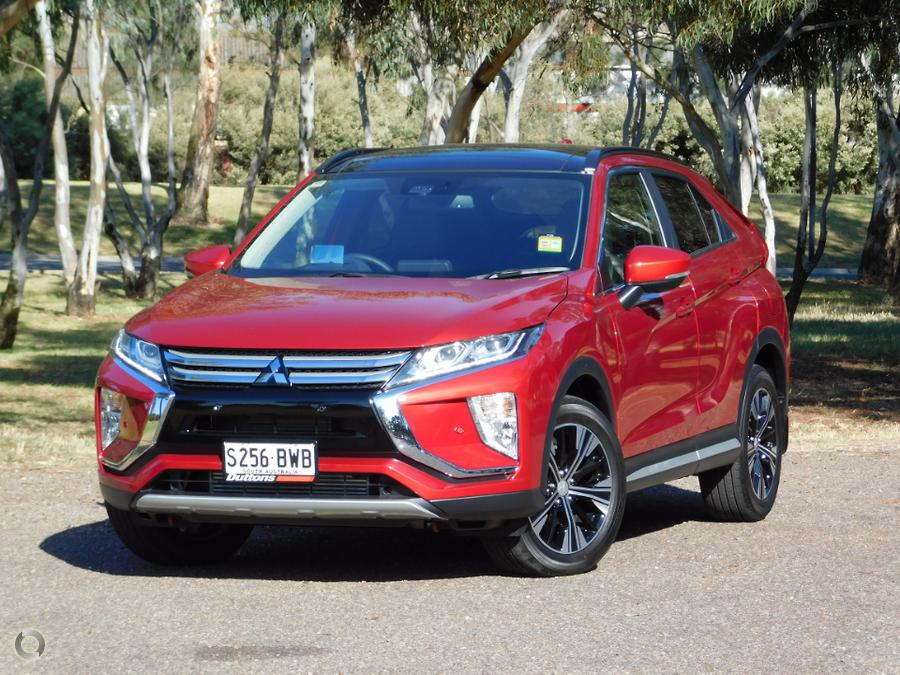 2018 Mitsubishi Eclipse Cross Exceed YA