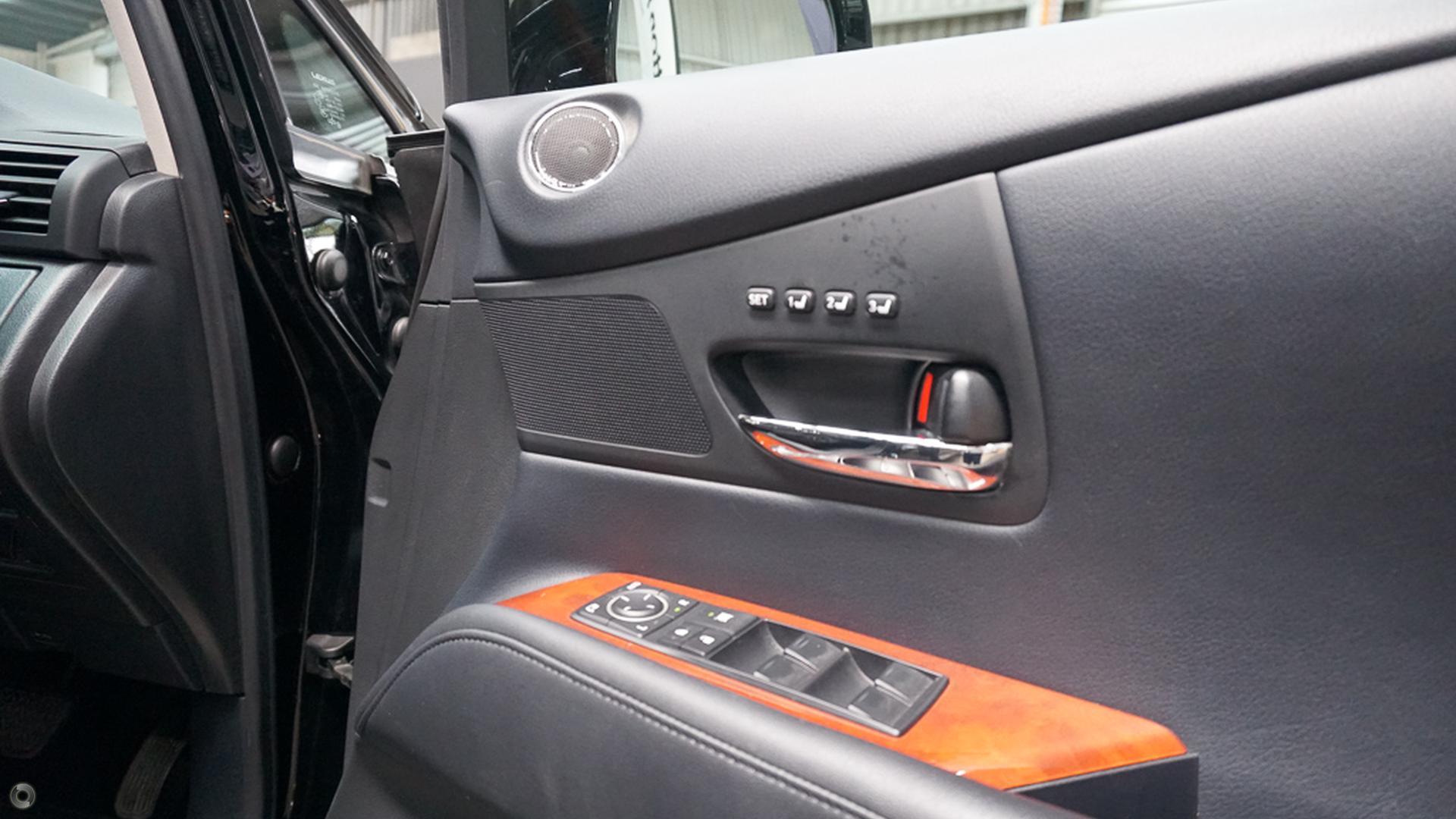2009 Lexus RX350 Prestige GGL15R