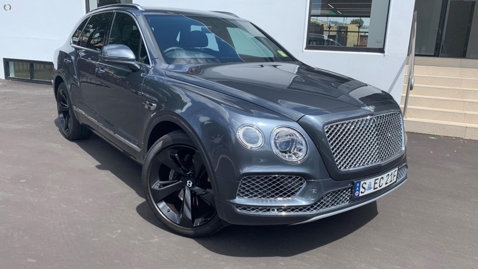 2017 Bentley Bentayga  4V
