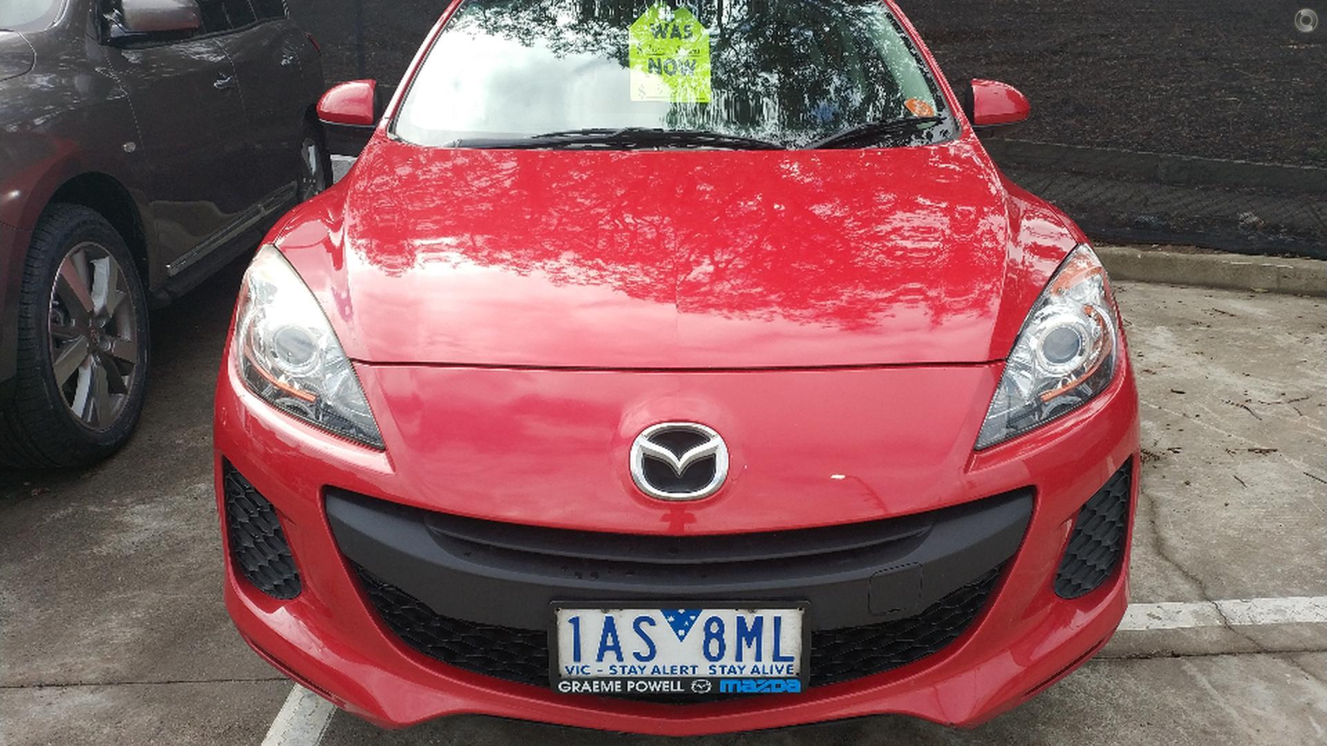 2013 Mazda 3 Neo BM Series