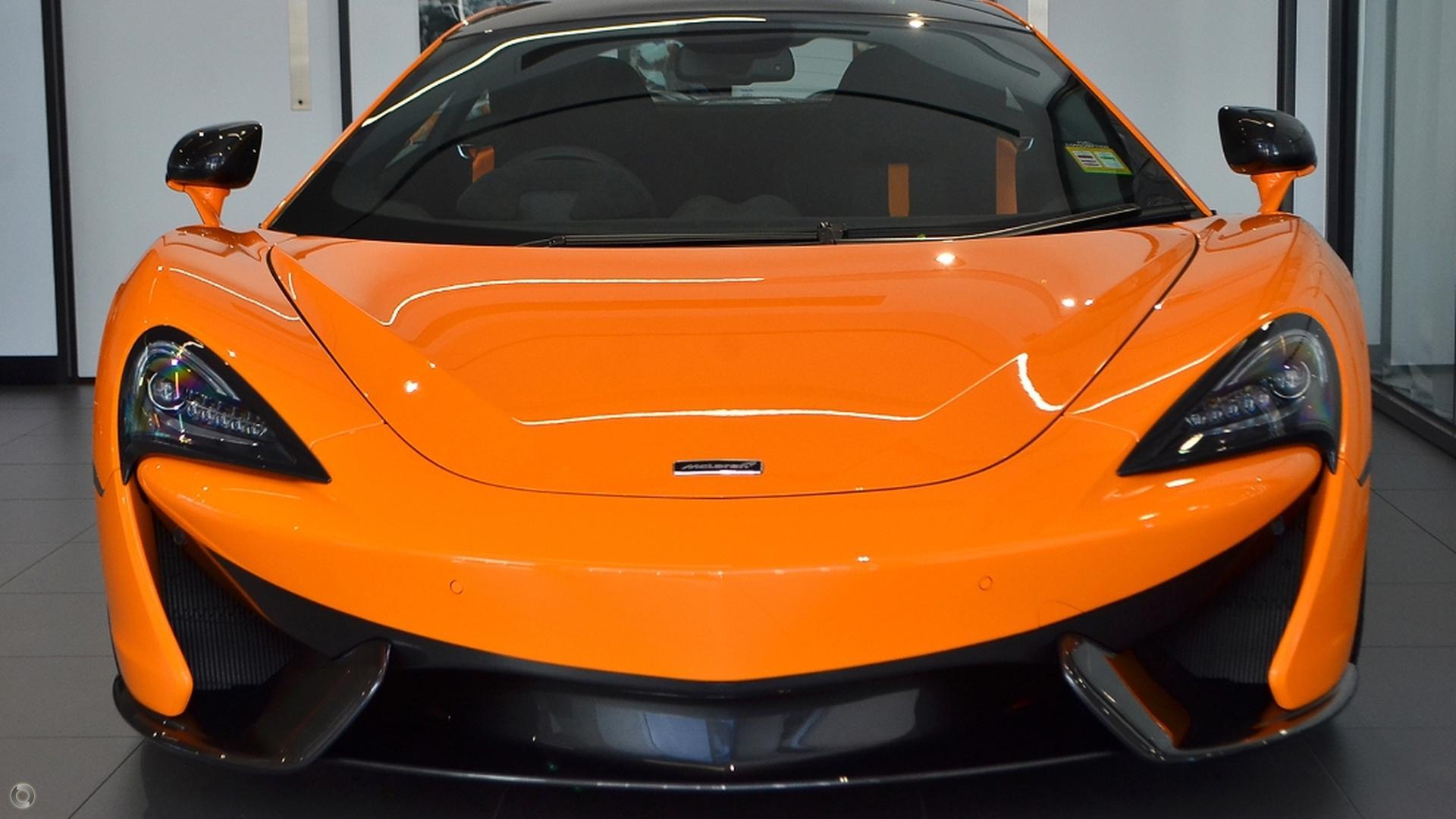 2017 McLaren 570S  (No Series)