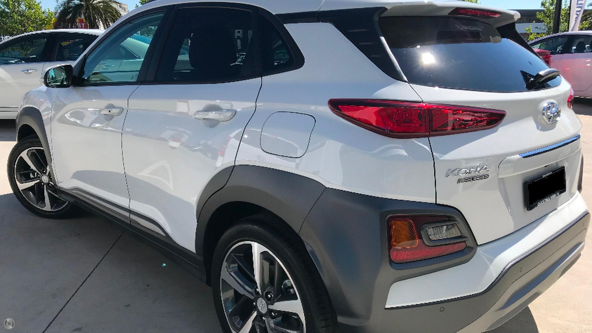 2017 Hyundai Kona Highlander OS