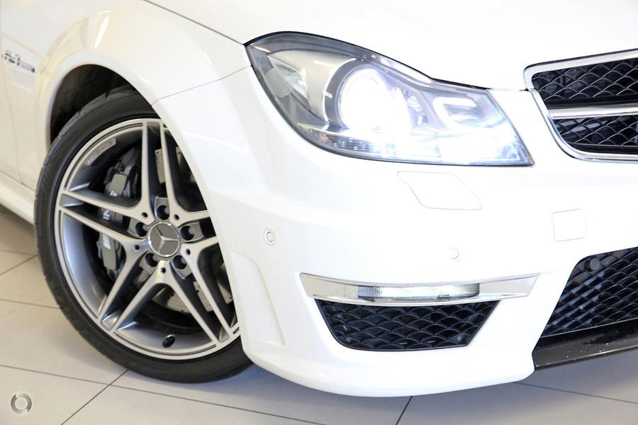 2011 Mercedes-Benz C63 AMG C204