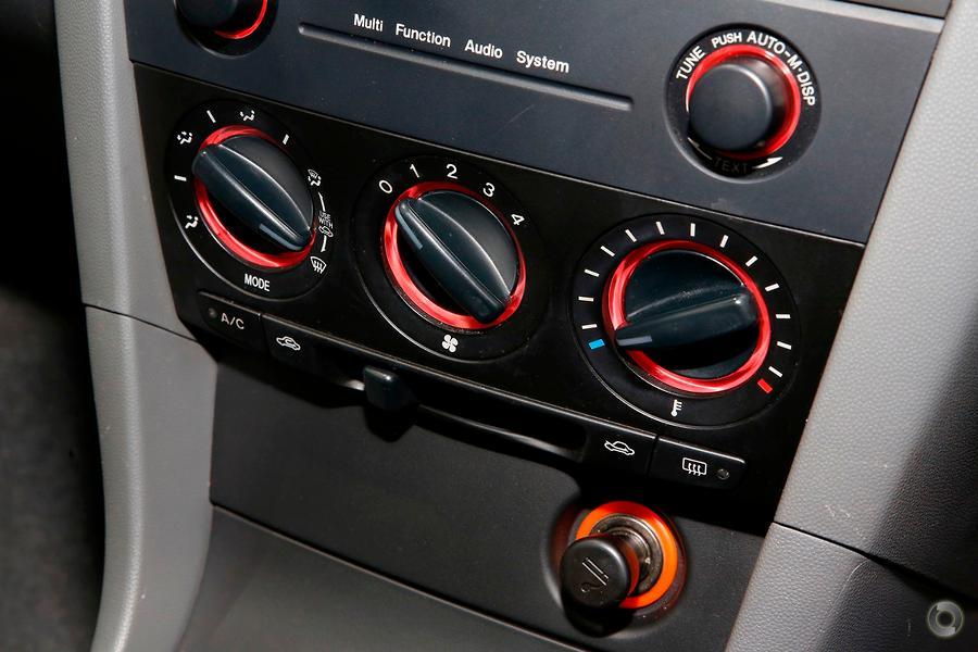 2008 Mazda 3 Neo BK Series 2