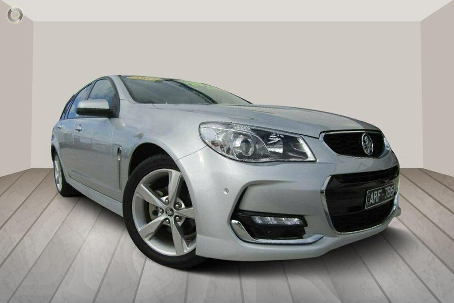 2015 Holden Commodore Sv6 Vf Series Ii Chadstone Ford