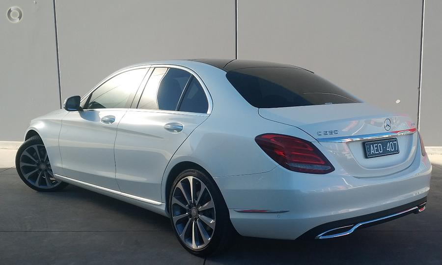2015 Mercedes-Benz C250 BlueTEC W205
