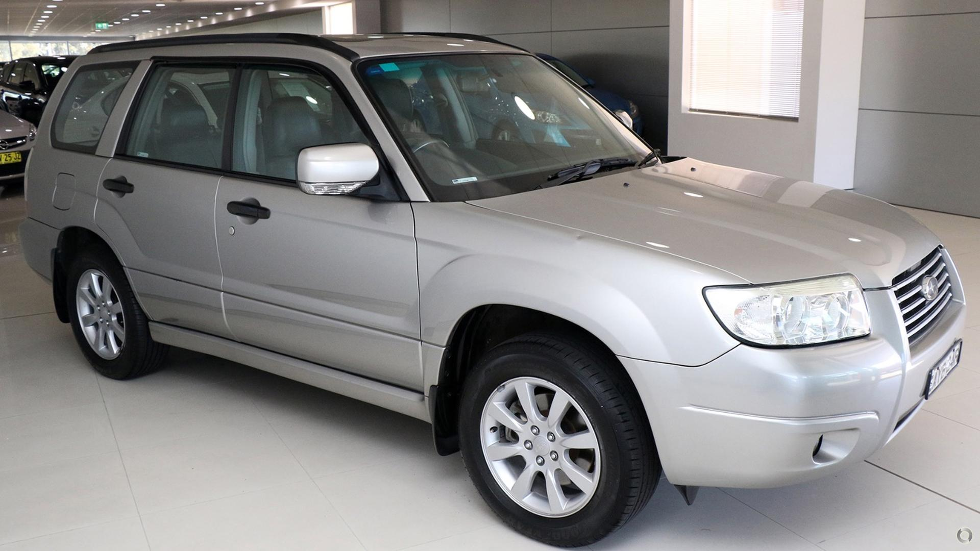2006 Subaru Forester XS Luxury 79V