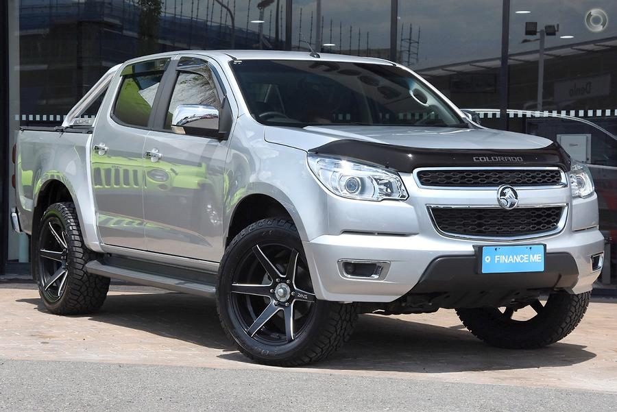 2015 Holden Colorado LTZ RG