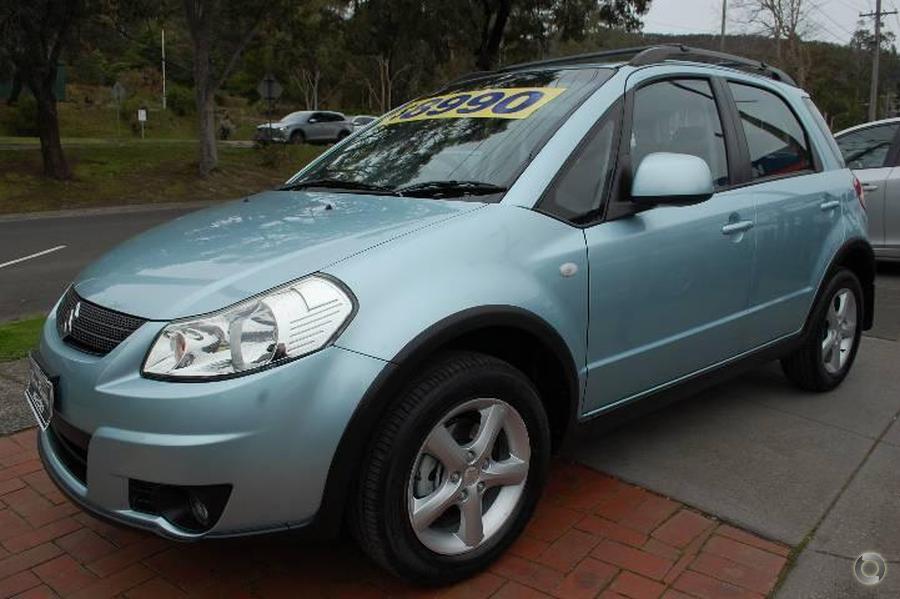 2008 Suzuki SX4  GYB
