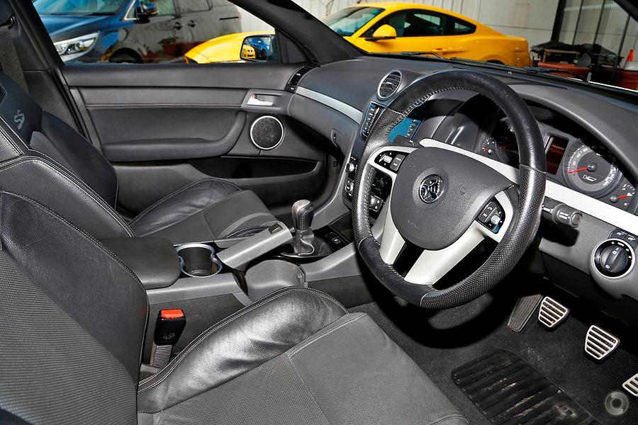 2012 Holden Commodore SS V Redline VE Series II