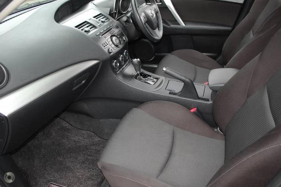 2012 Mazda 3 SP20 SKYACTIV BL Series 2
