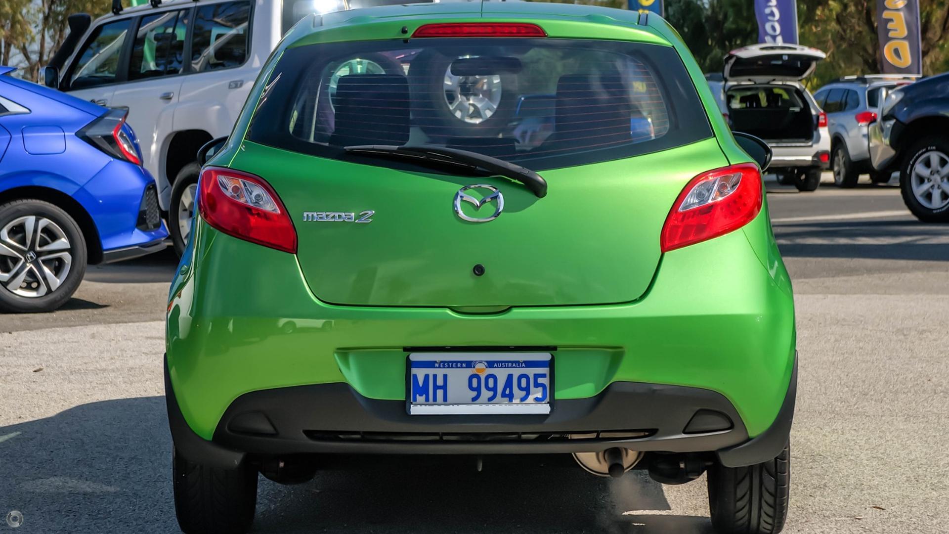 2008 Mazda 2 Neo DE Series 1