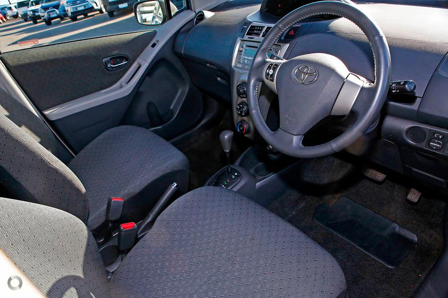 2011 Toyota Yaris YRS NCP91R