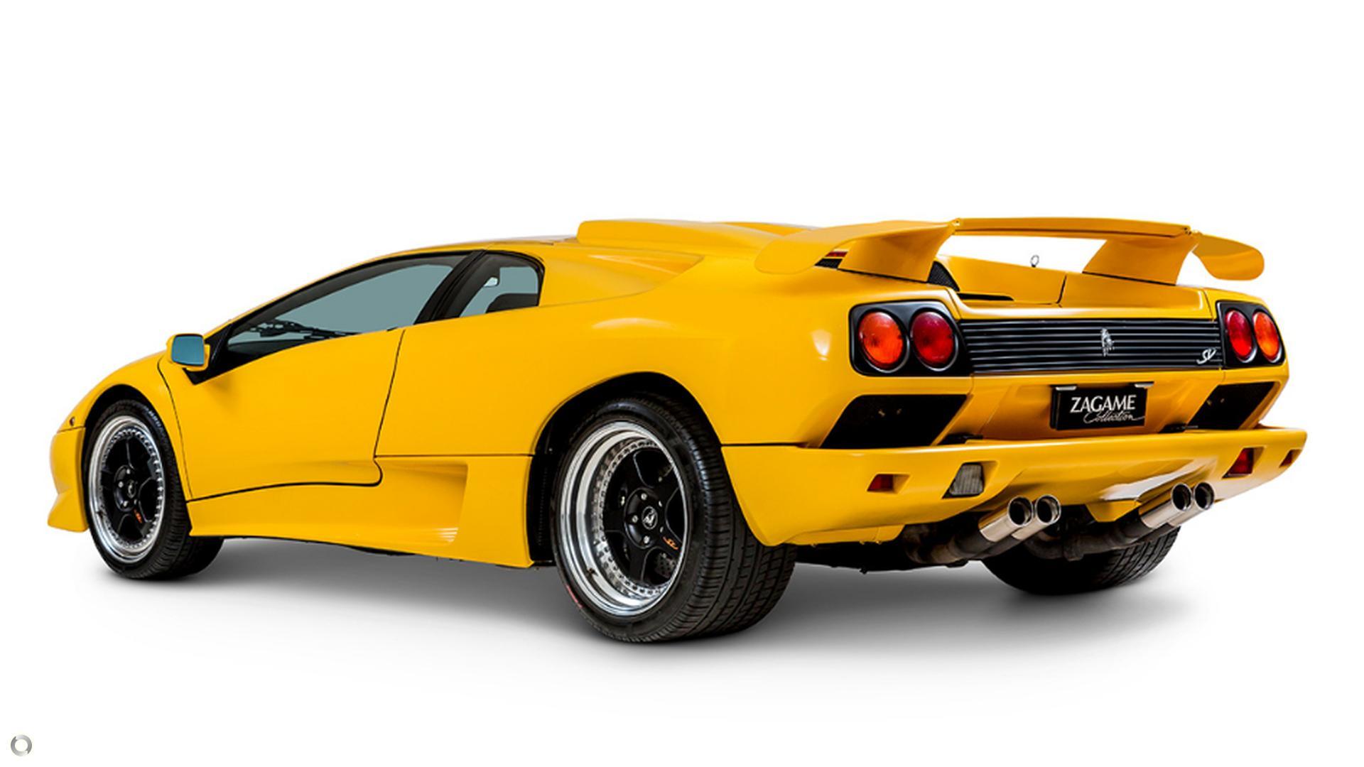 1999 Lamborghini Diablo SV (No Series)