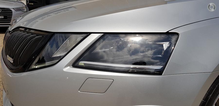 2017 SKODA Octavia RS 135TDI NE