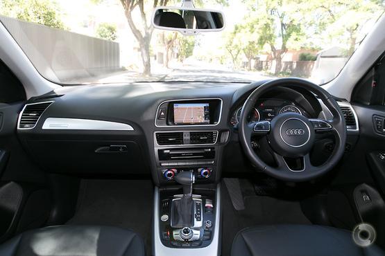 2016 Audi Q5 TDI Sport Edition 8R