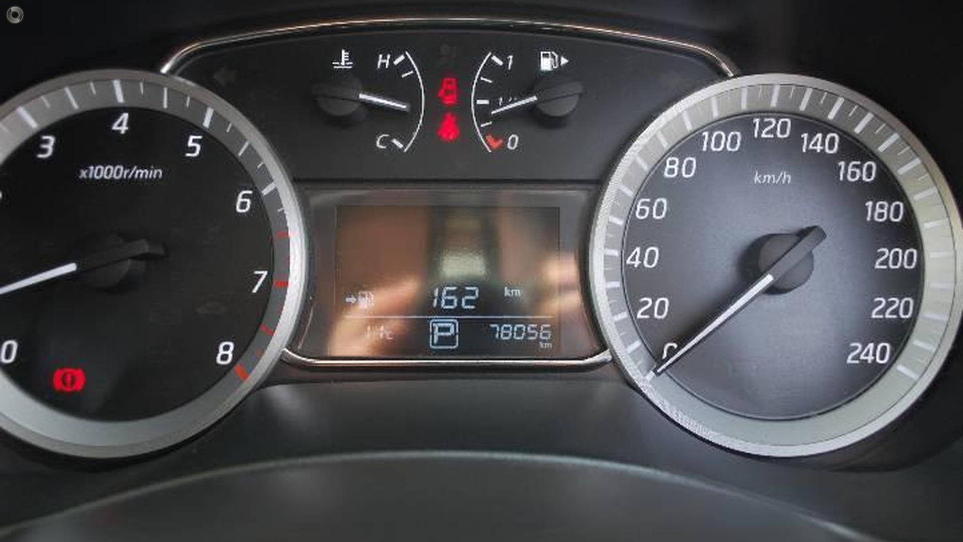 2013 Nissan Pulsar ST C12