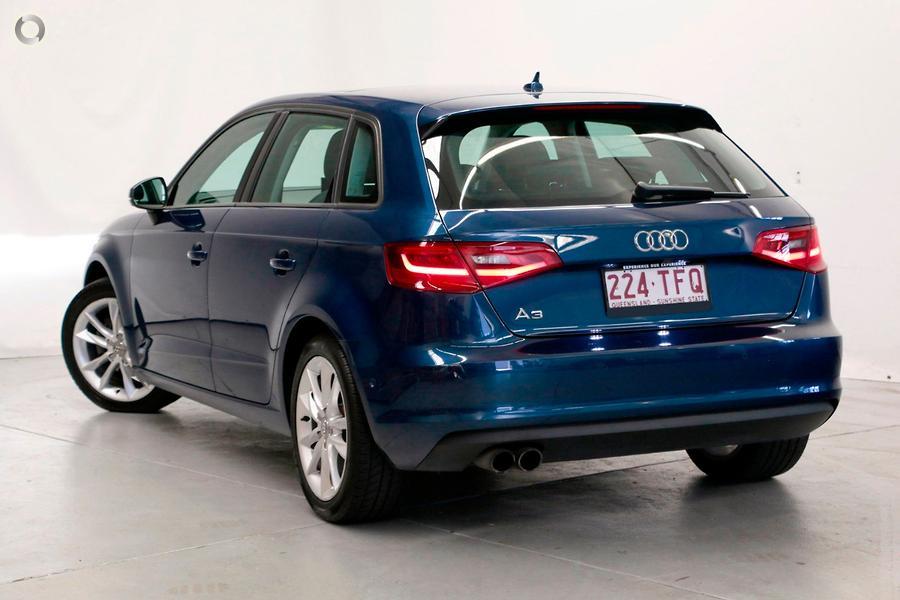 2013 Audi A3 Attraction 8V