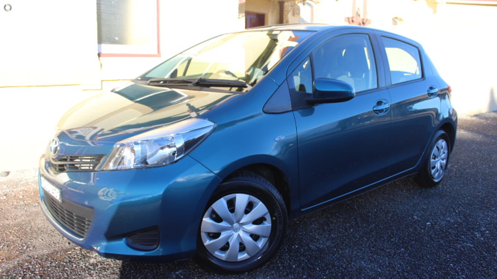 2012 Toyota Yaris YR NCP130R
