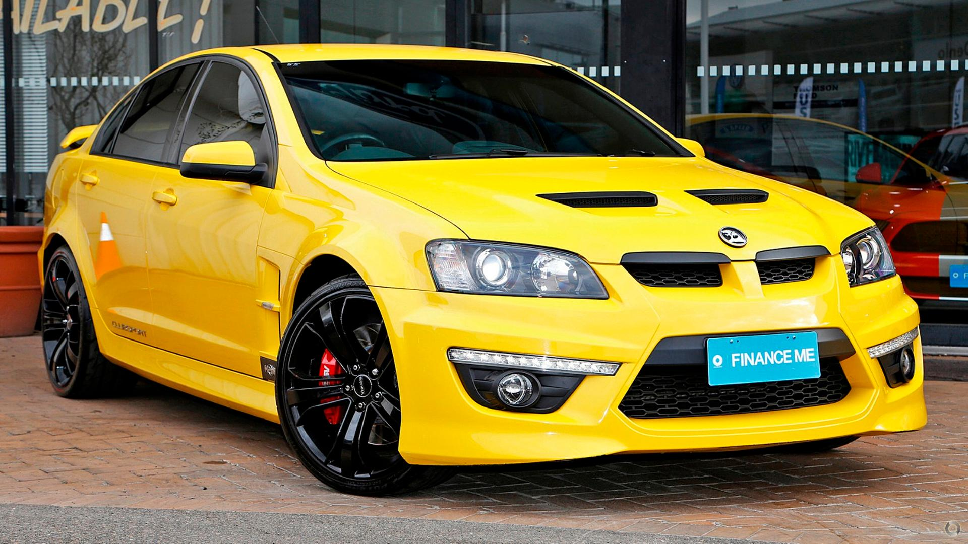 2010 Holden Special Vehicles Clubsport R8 E Series 3