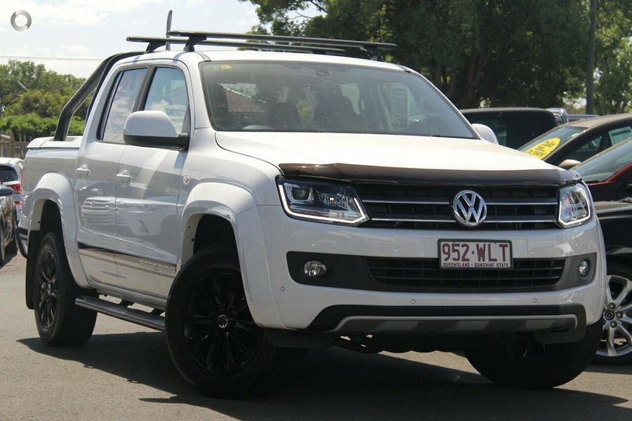 2015 Volkswagen Amarok TDI420 Atacama 2H