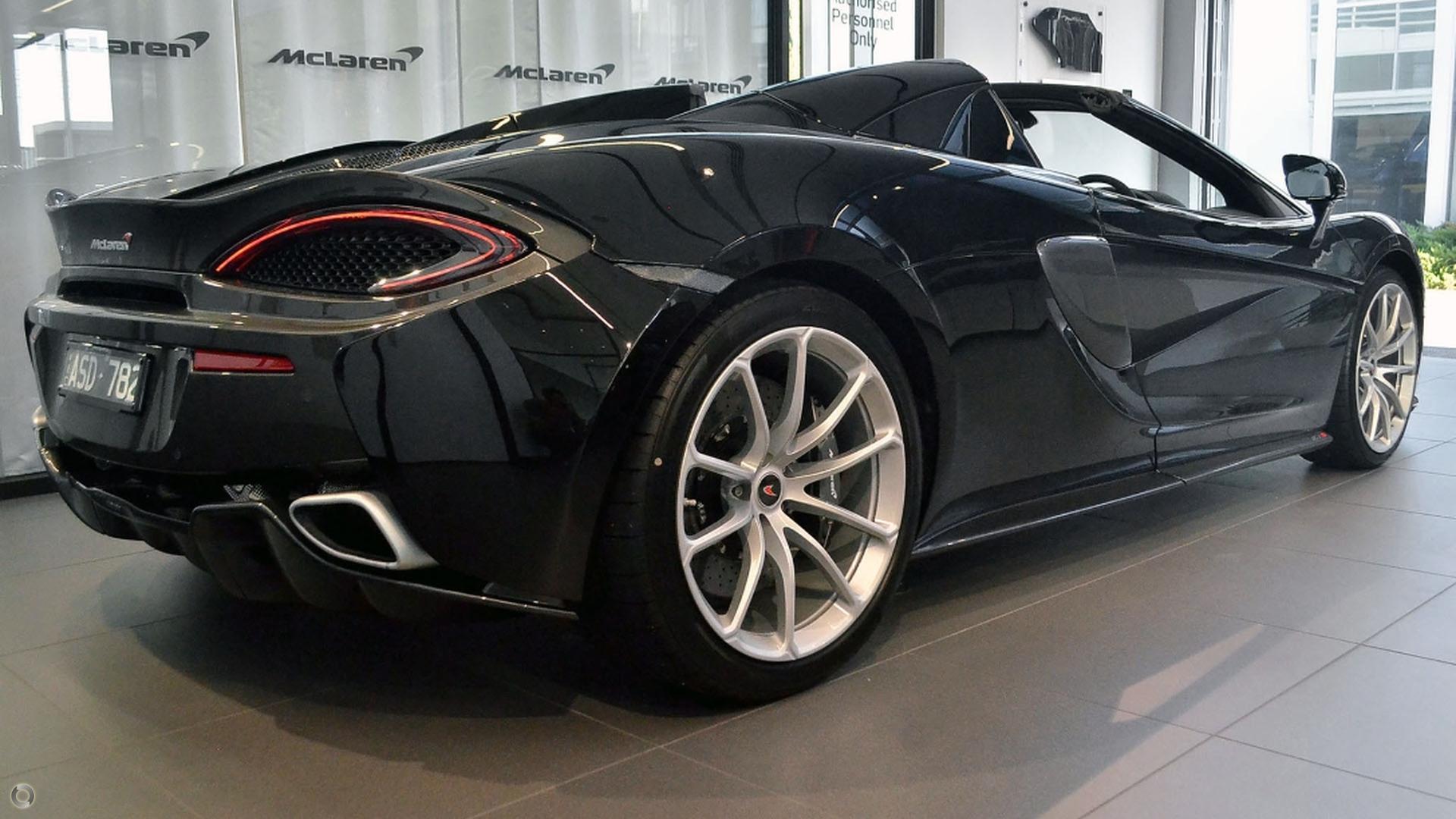 2018 McLaren 570S  (No Series)