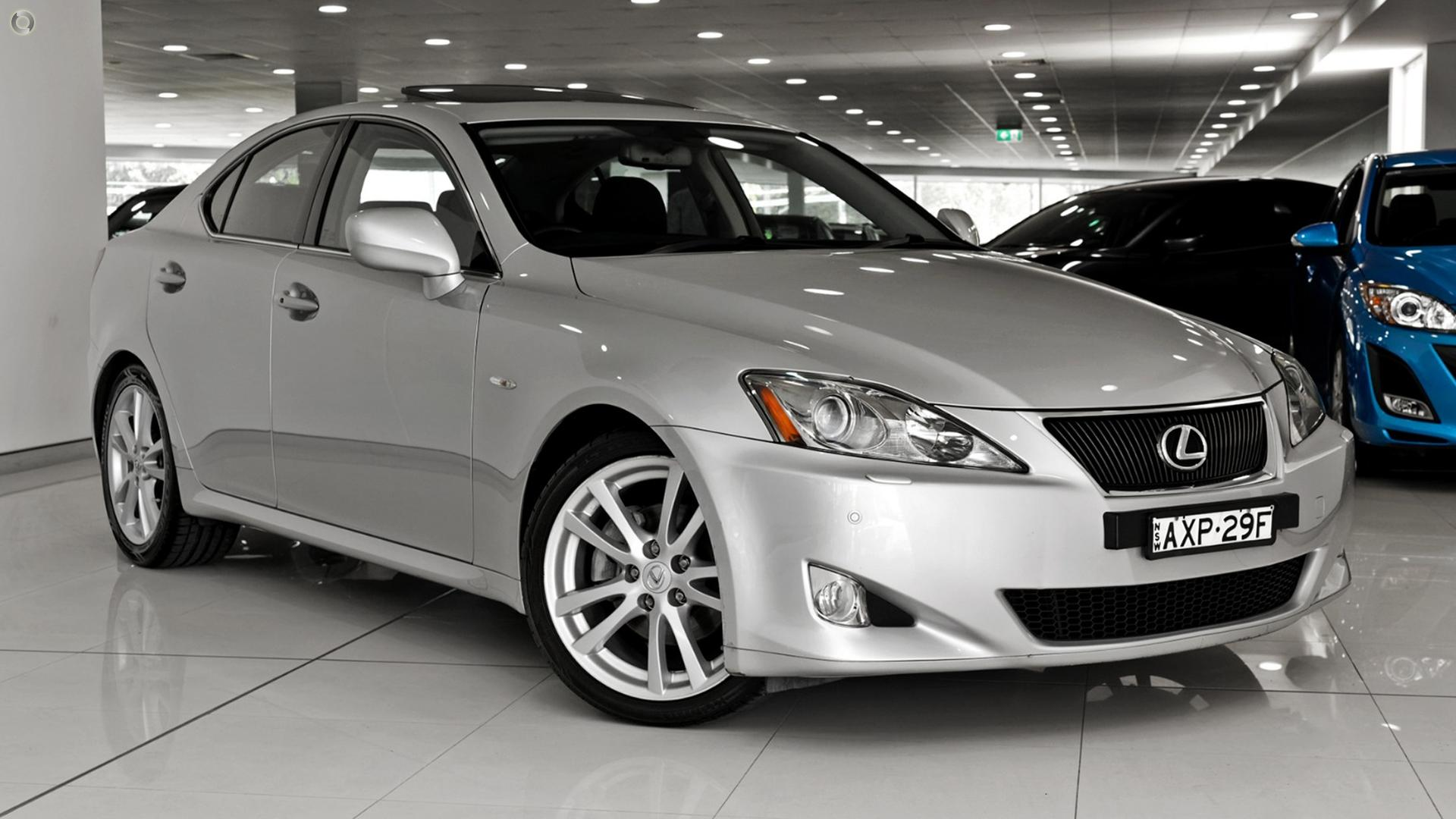 2005 Lexus IS250 Sports GSE20R
