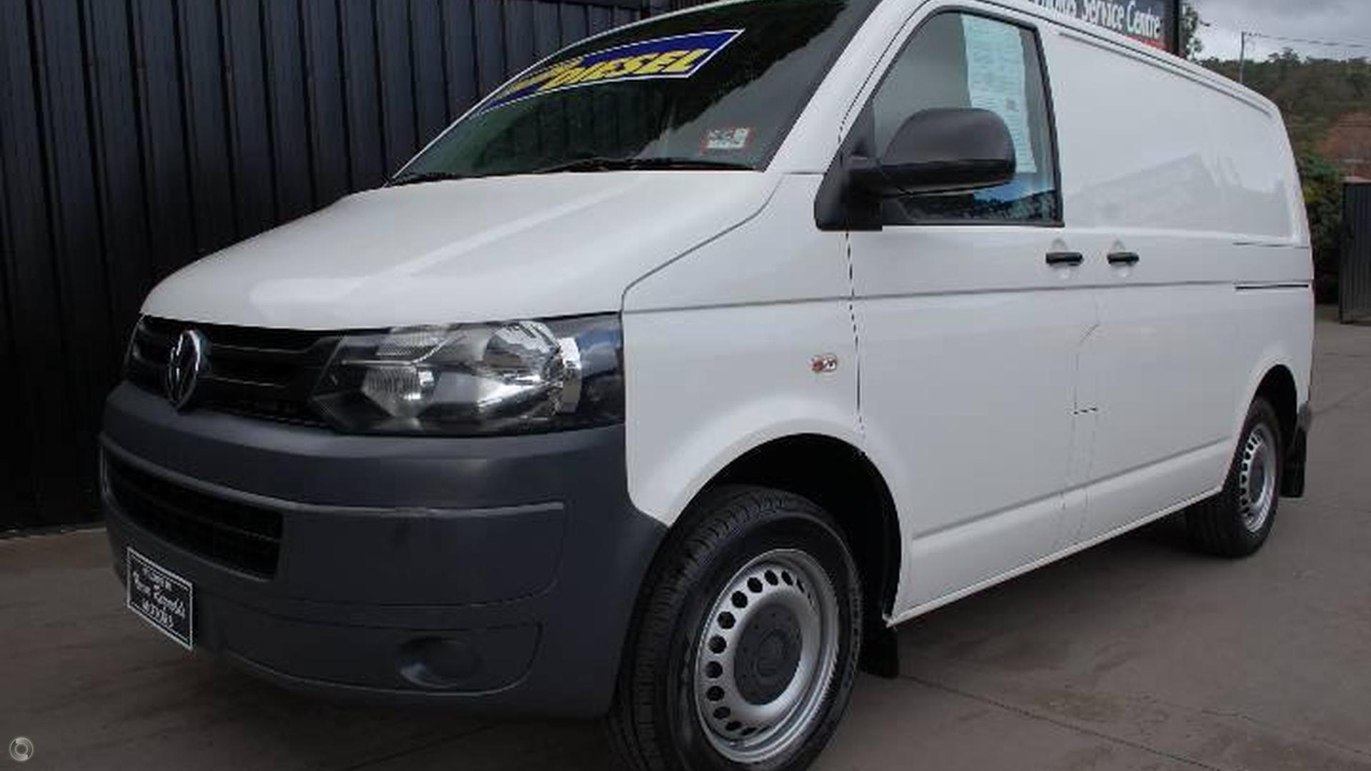 2011 Volkswagen Transporter  T5