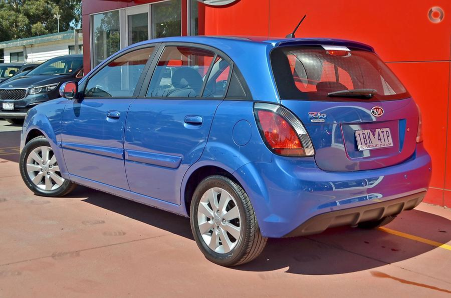 2011 Kia Rio Sports Special Edition JB