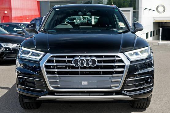 2018 Audi Q5 TFSI sport FY