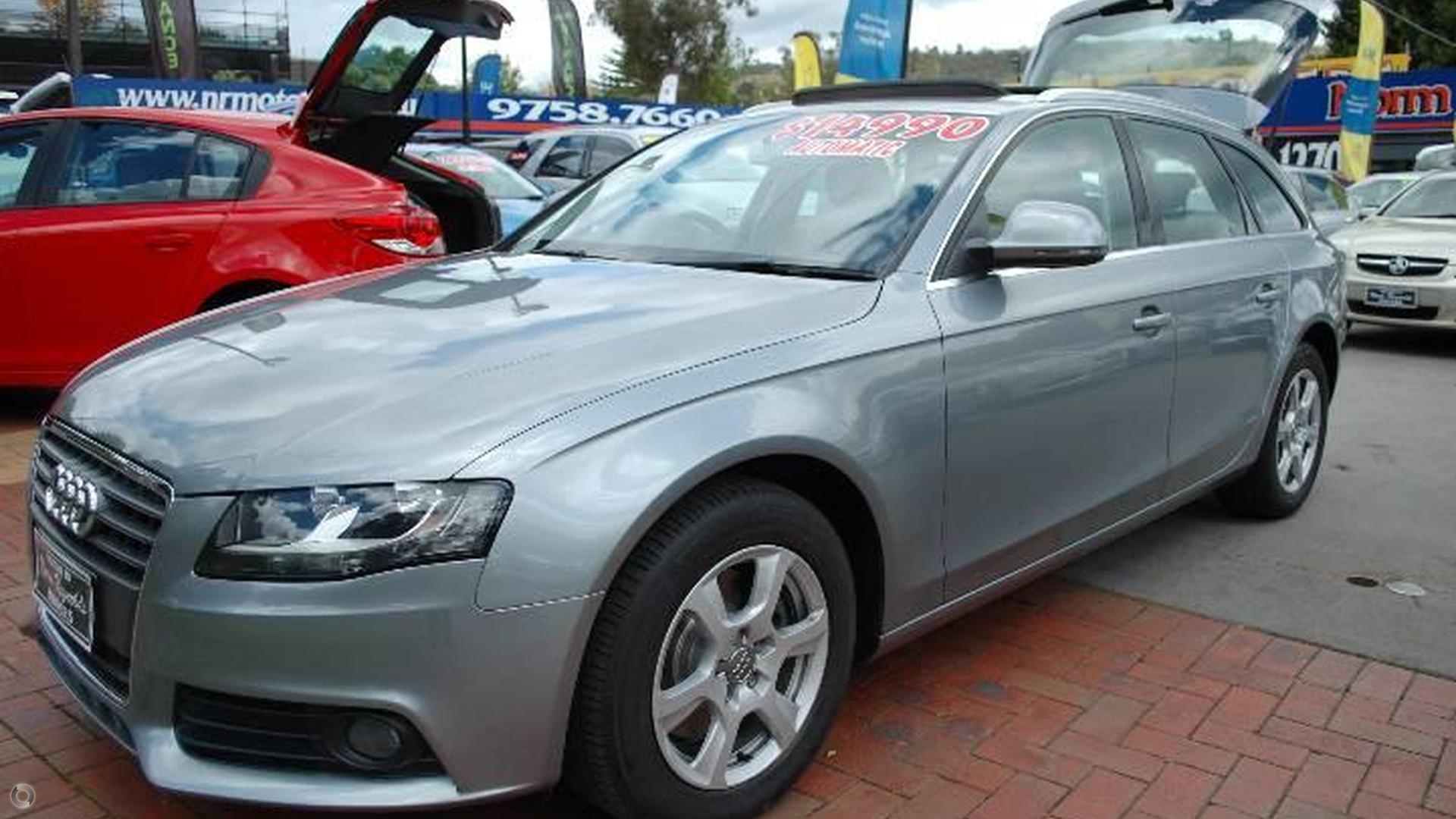 2009 Audi A4  B8