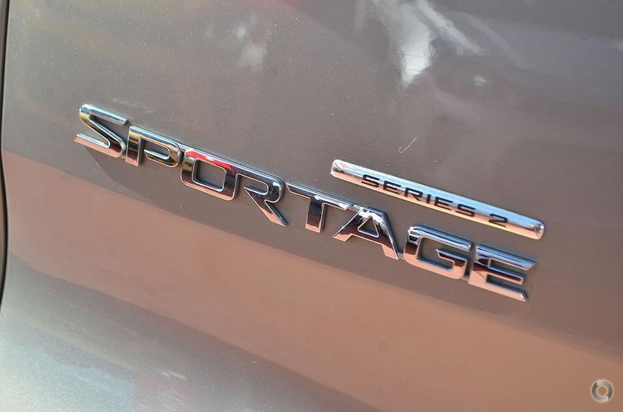2013 Kia Sportage SLi SL Series II