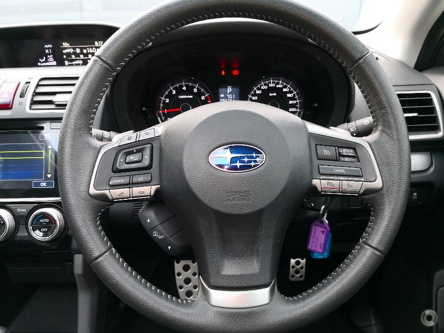 2015 Subaru Forester XT S4