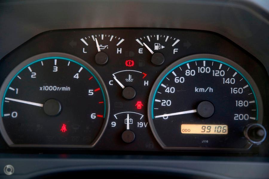 2015 Toyota Landcruiser GXL VDJ76R