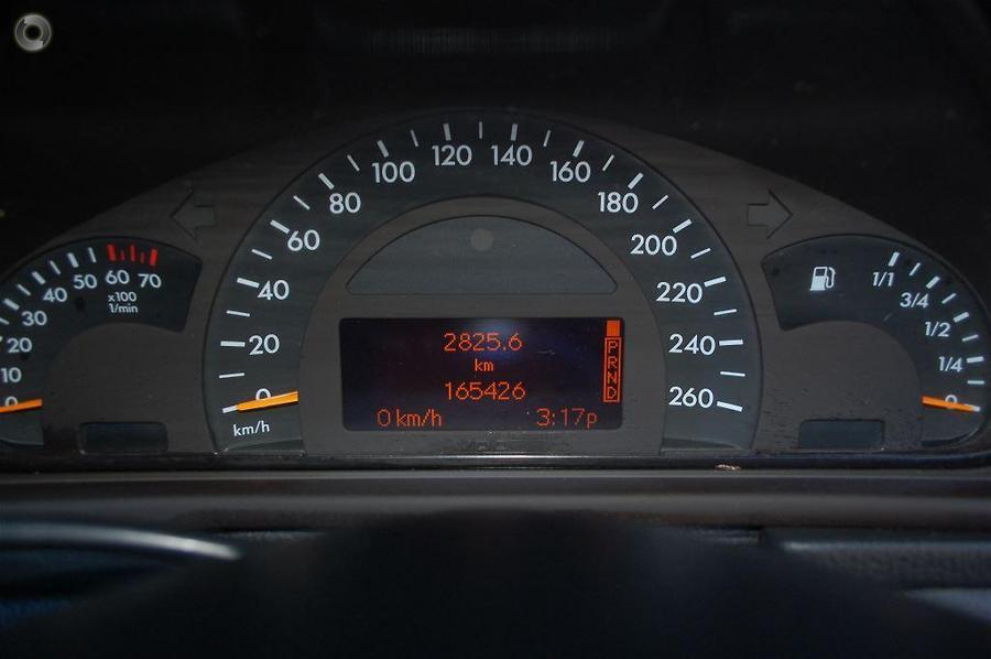 2004 Mercedes-Benz C180 Kompressor Classic W203
