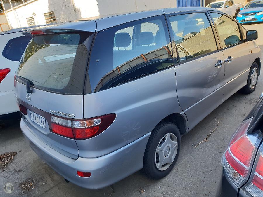 2002 Toyota Tarago GLi ACR30R