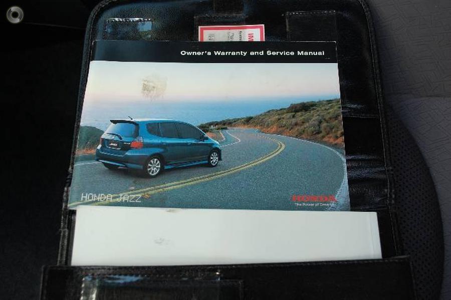 2006 Honda Jazz GLi GD