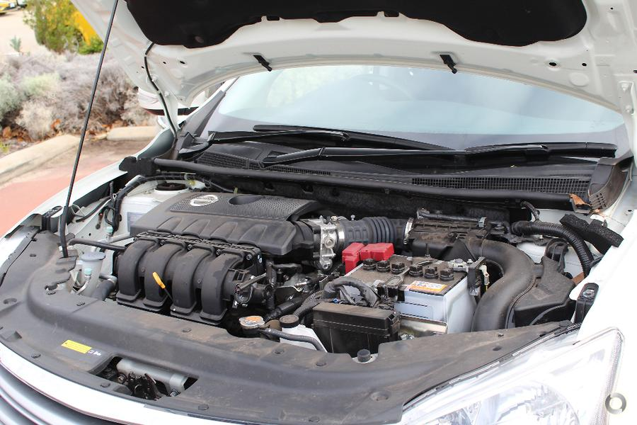 2016 Nissan Pulsar ST B17 Series 2