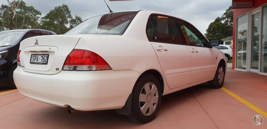 2004 Mitsubishi Lancer ES CH