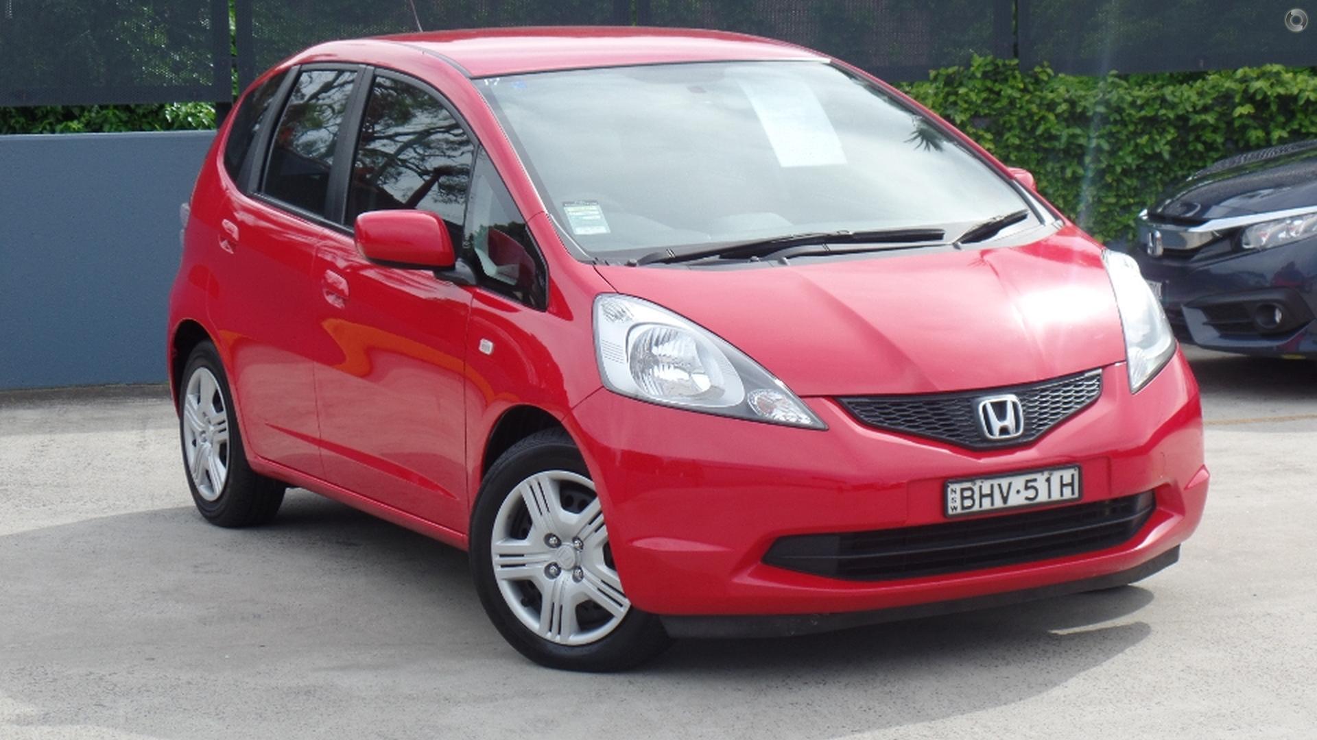 2008 Honda Jazz VTi GE