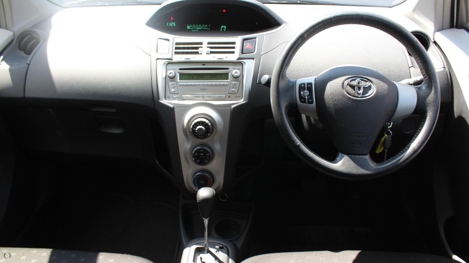 2008 Toyota Yaris YRS NCP91R