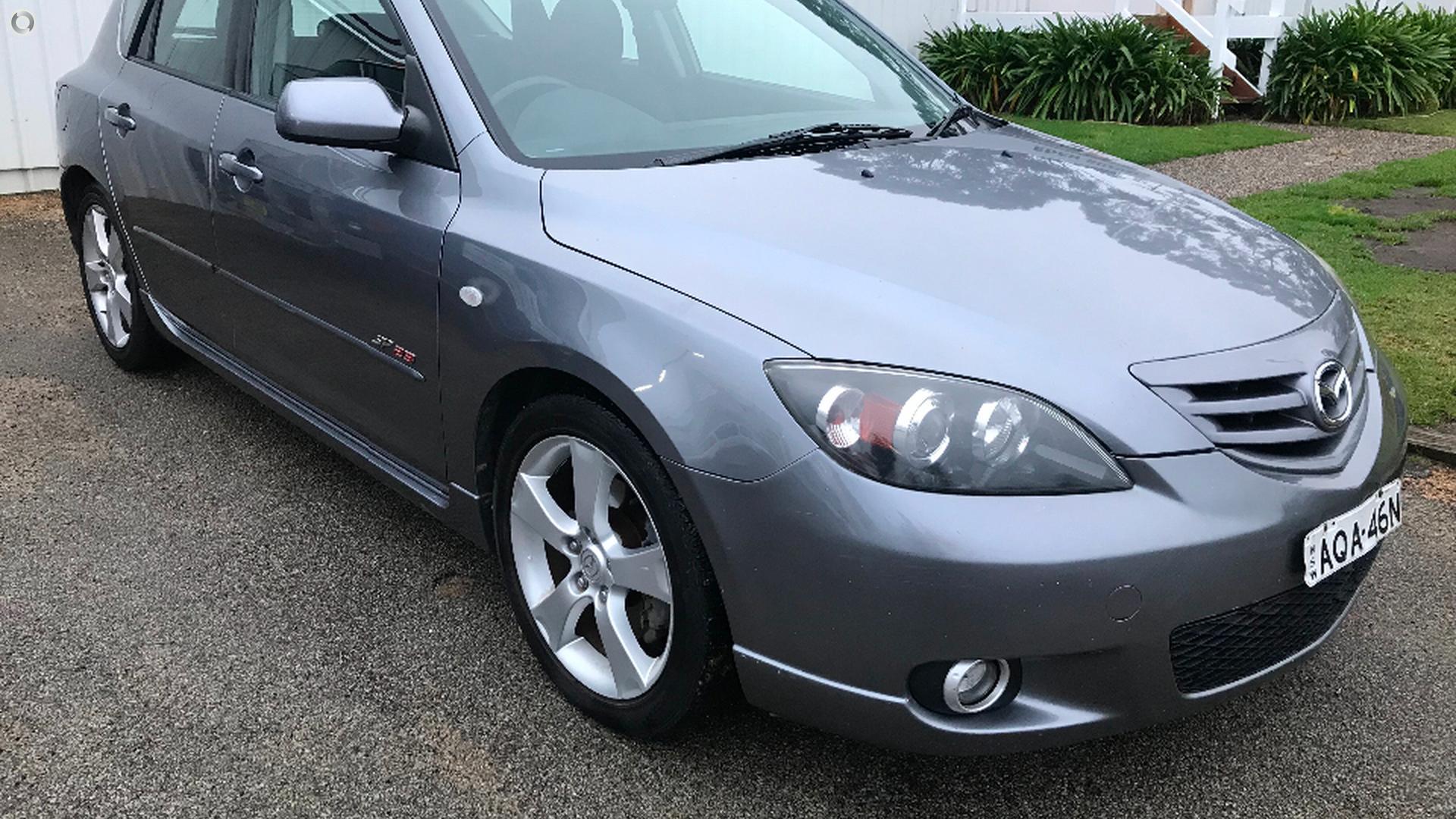 2004 Mazda 3 SP23 BK Series 1