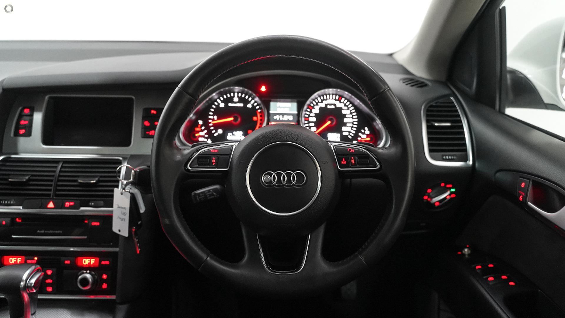 2013 Audi Q7 TDI (No Series)