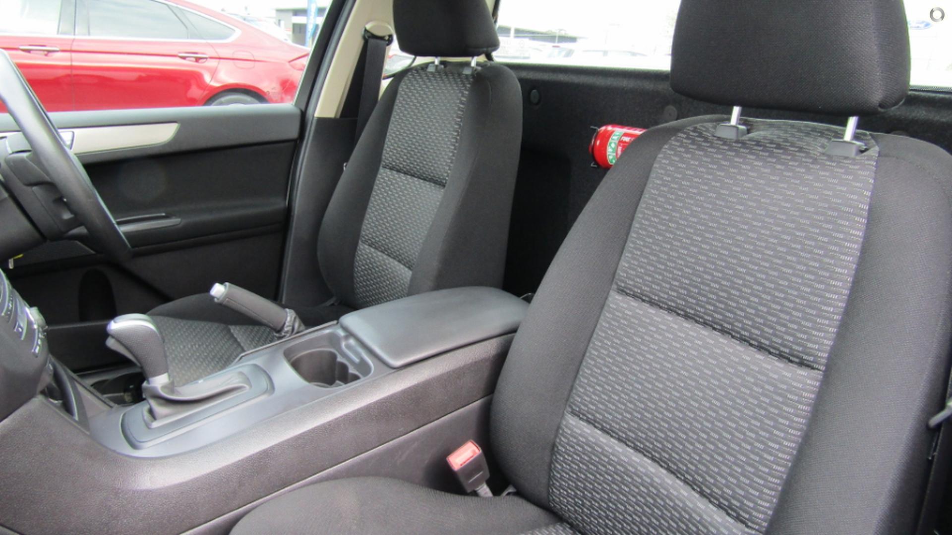 2014 Ford Falcon Ute  FG MkII