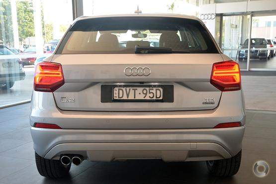 2017 Audi Q2 sport GA
